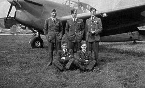 """B"" Flight - No.1 A.O.S. 02/09/1939"